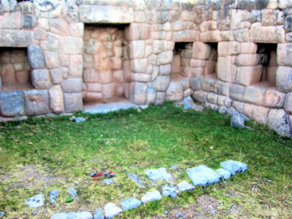 クスコ、観光スポット、遺跡