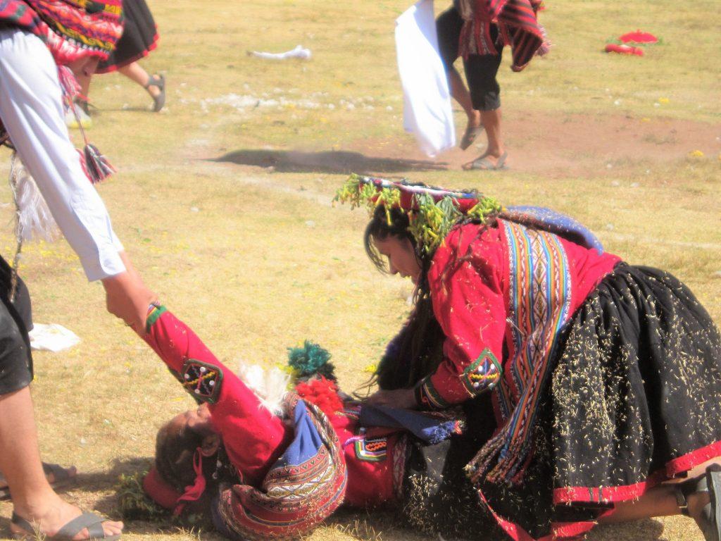 ペルー、クスコ、フェスティバル、ダンス、ペルー料理
