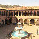 ペルー・クスコの観光スポット・クスコ市庁宮殿・現代美術博物館 Palacio Municipal!