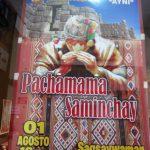 ペルー・クスコの8月1日に幸運を願う伝統的儀式は毎年祝われる!街中が真黄色!