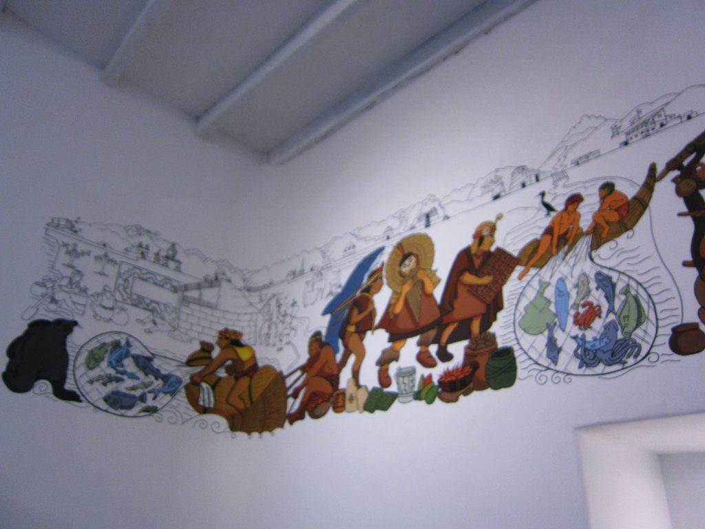 ペルー、観光スポット、博物館、お土産