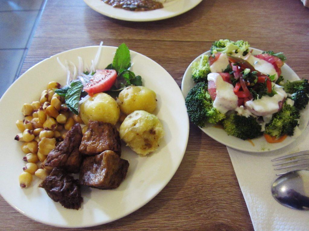ペルー、おいしい、ペルー料理、レストラン