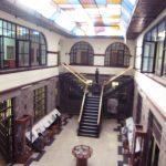 隠れ観光スポット、クスコ図書館の中の雰囲気はアンティークで、さながら博物館