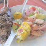 リマのとっても素敵でおいしいおすすめペルー料理食べ放題レストラン Aromas Peruanos アロマス・ペルアーノス!