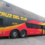 ペルー高速バス Cruz del Sur クルース・デル・スルはどんな感じ?ビンゴに当たると無料のチケット!?
