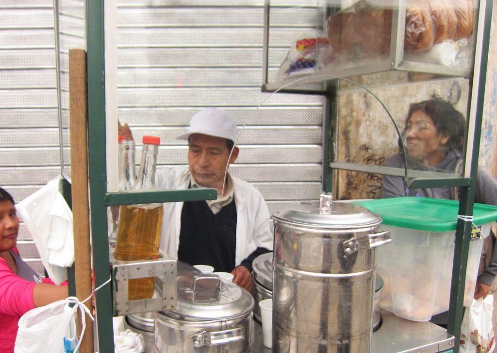 ペルー、ペルー料理