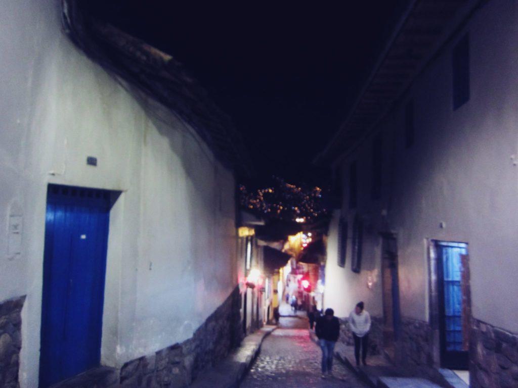ペルー, クスコ, 観光スポット, San Blas