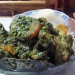 ペルー料理の簡単でおいしいレシピ Seco de pollo セコ・デ・ポヨ!パクチーいっぱい!