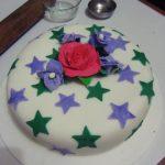 ペルー料理・ペルーのケーキ Torta árabe トルタ・アラベのレシピ!マジパンですっぽり覆ったかわいいケーキ☆