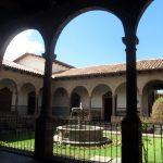 クスコの観光スポット、12角の石がある宗教美術博物館 Museo de Arte Religioso