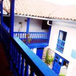 クスコの観光スポット??サン・ブラスの歴史的家屋 Casa de la Cultura San Blas に行ってみたが・・・;
