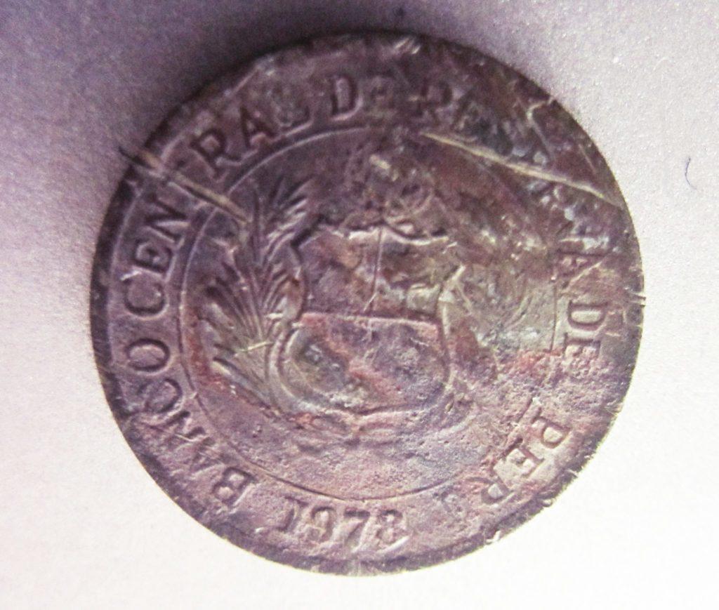 ペルー, お金, 歴史