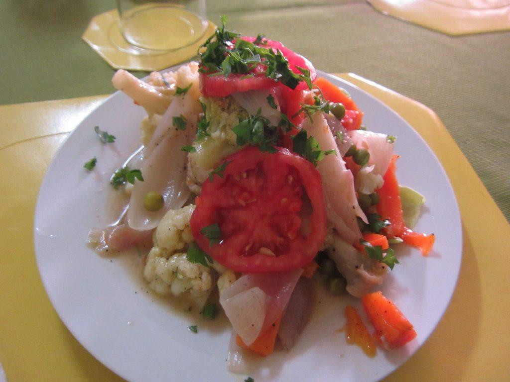 ペルー、観光スポット、ペルー料理