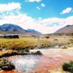 ペルーのおすすめ観光スポット!クスコの温泉!日帰りできアンデス山脈を見ながら浸かれる露天風呂 La Raya
