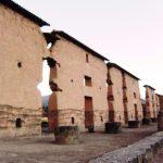 クスコとプーノの間にある観光スポットで、プレ・インカ時代の巨大遺跡ラクチ Raqchi