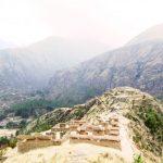 クスコの観光スポット小さいマチュピチュ!Machu Pitumarca マチュ・ピトゥマルカ遺跡