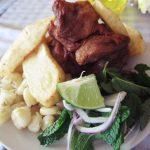ペルー・クスコのペルー料理・チチャロンがおいしい!おすすめ穴場レストラン Chicharoneria Camping