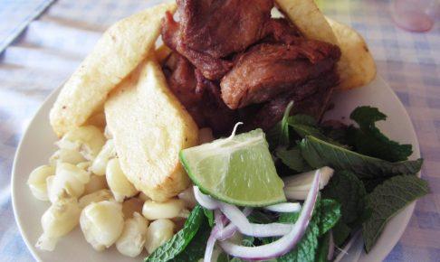 ペルー、クスコ、観光スポット、ペルー料理