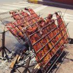ペルー・クスコのおいしいペルー料理店!ミストゥーラ Mistura にも出展したおいしい焼豚ペルー料理店 Luchito Pampa! 屋外レストラン!?