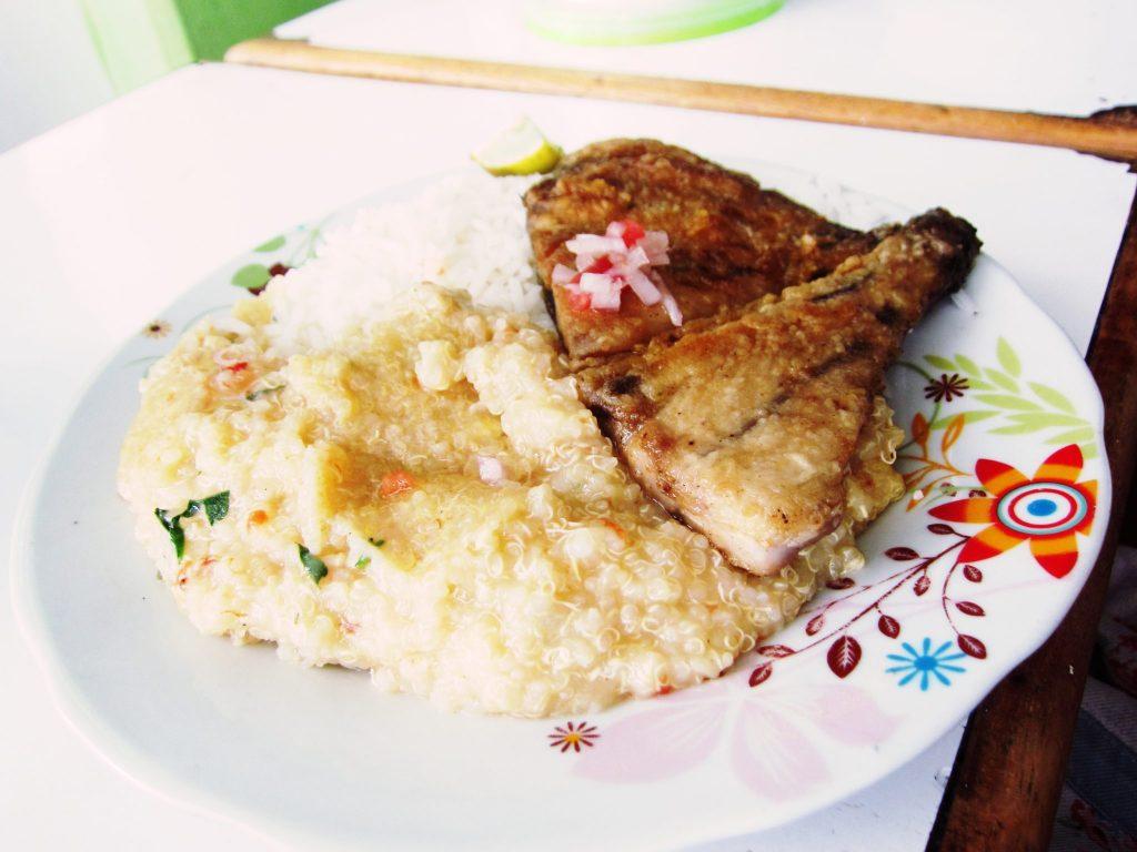 ペルー、クスコ、ペルー料理