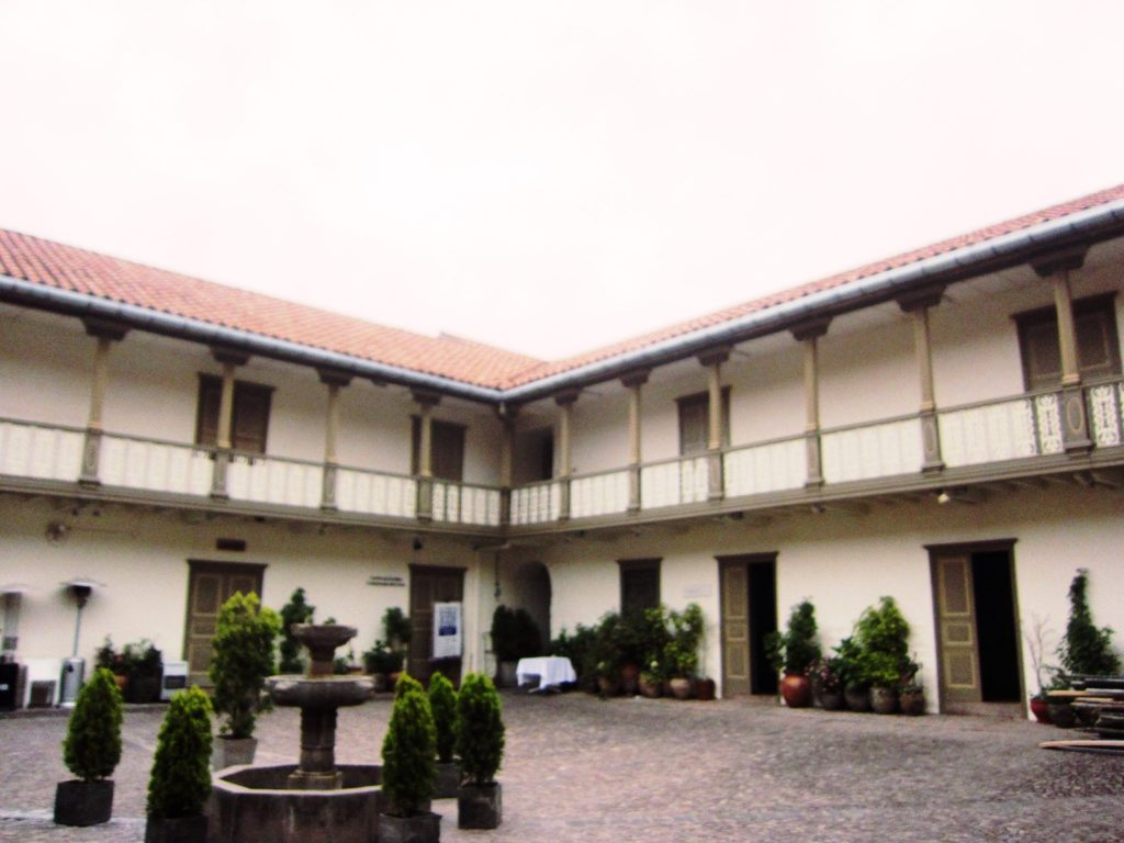 ペルー、クスコ、観光スポット、博物館