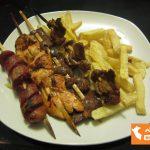 ペルー・カハマルカのおいしいペルー料理アンティクーチョ・レストラン Las Vickys!おすすめ有名店です!