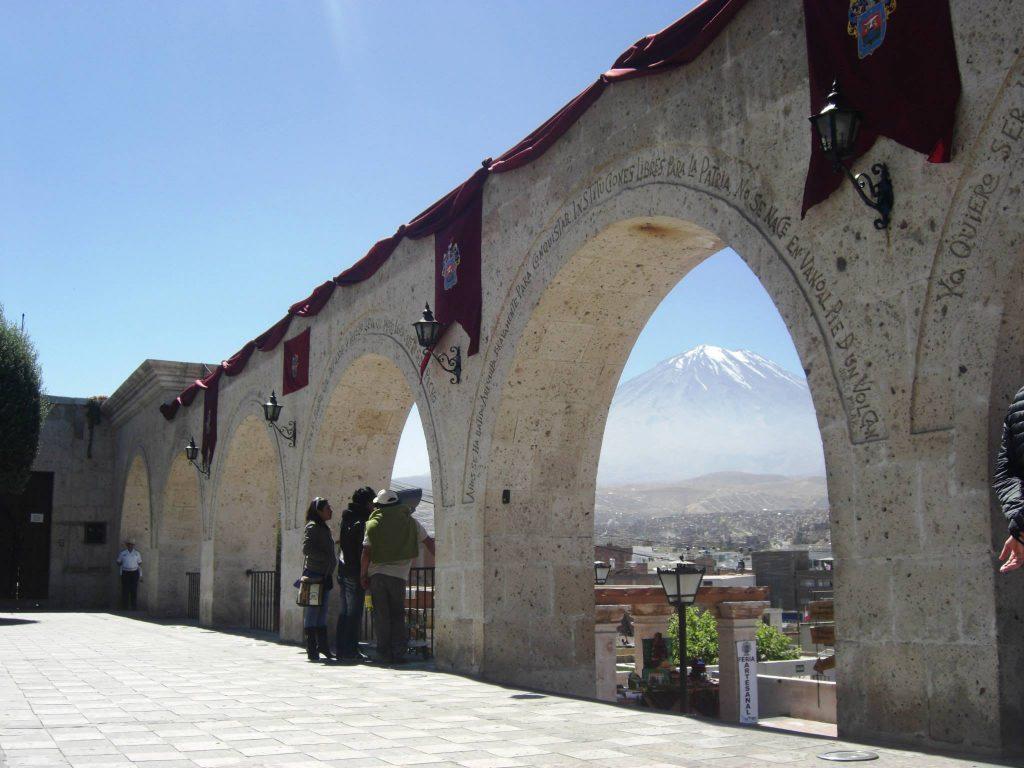 ペルー、アレキーパ、Arequipa、観光スポット
