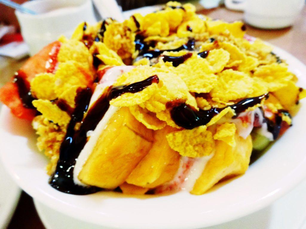 ペルー、ペルー料理、フルーツ、果物、おいしい
