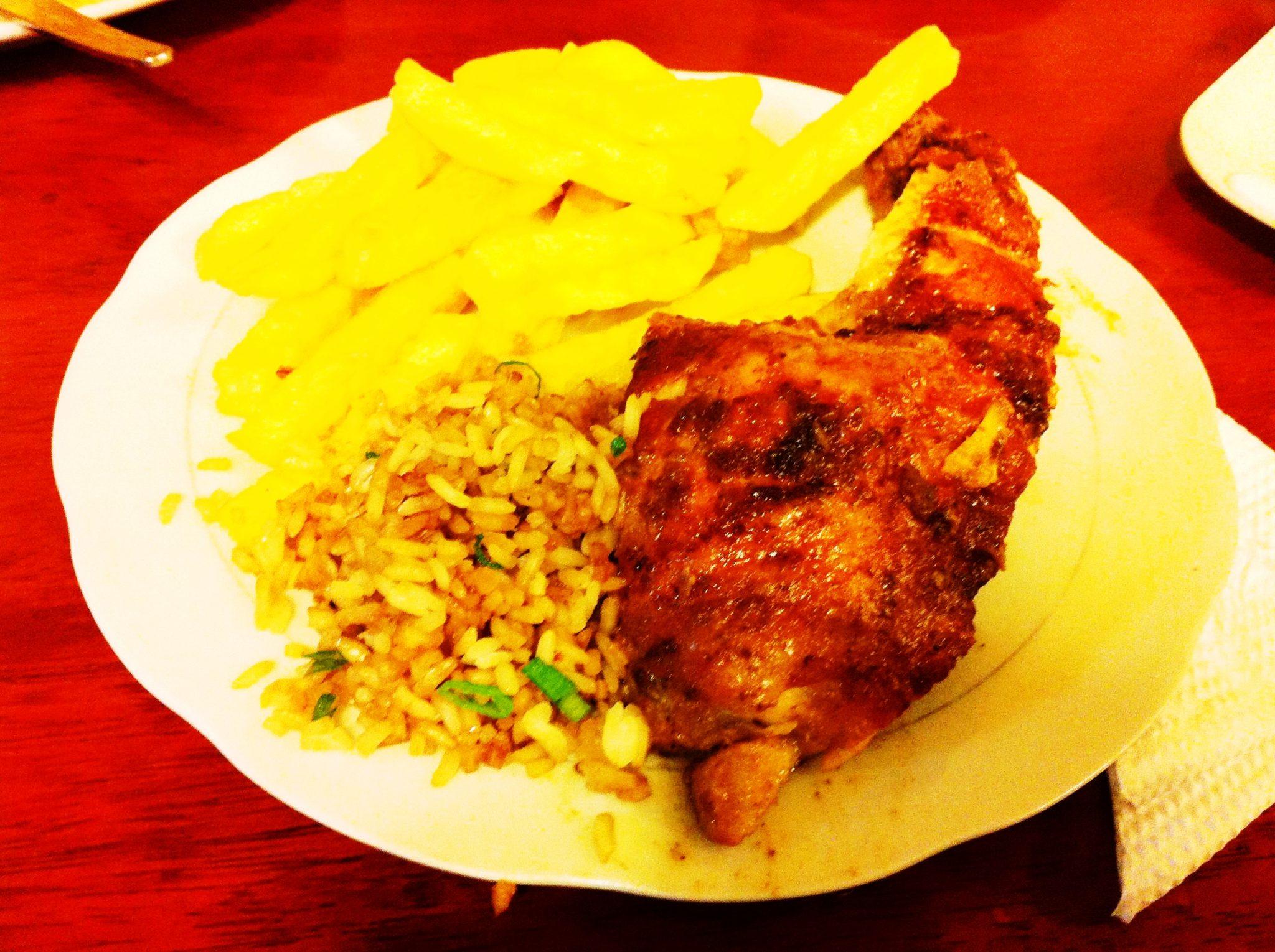 ペルー、ペルー料理、おいしい、レストラン