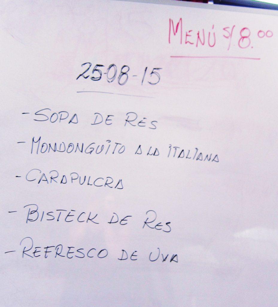 ペルー、ホテル、宿泊、モヨバンバ、ペルー料理