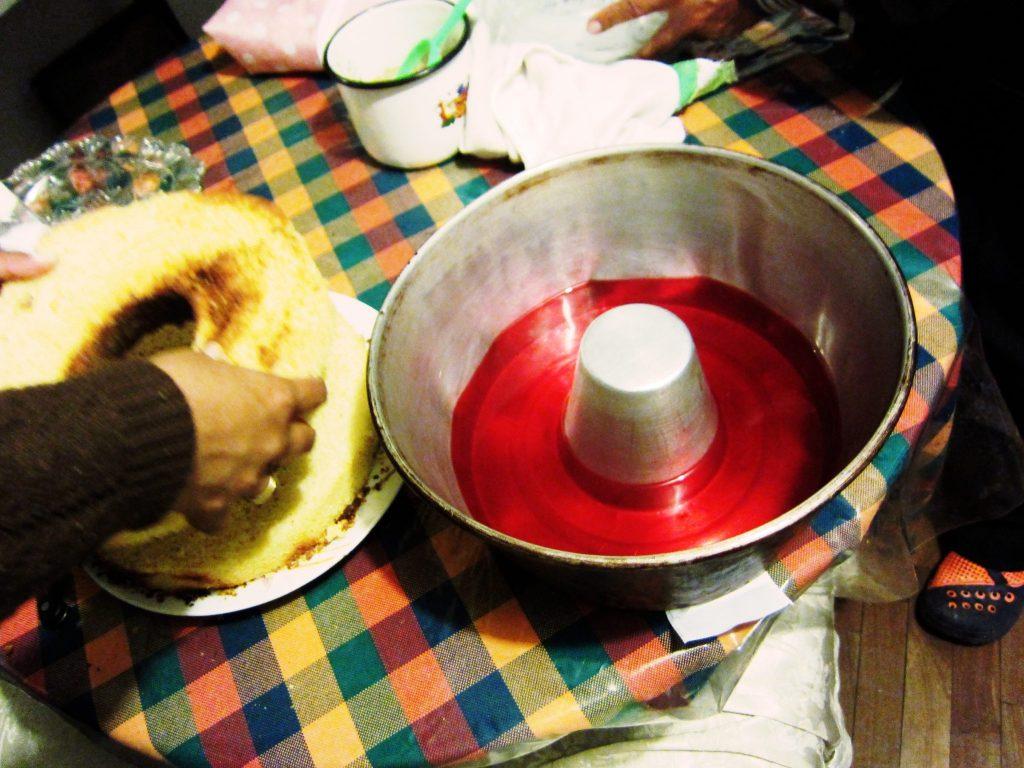 ペルー料理、ケーキ、レシピ、作り方