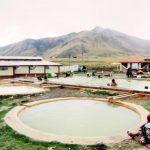 クスコの観光スポットの温泉!オコバンバ・アグアス・カリエンテス温泉 Baños Termales Aguas Calientes de Occobamba