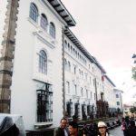 ペルー・クスコの観光スポット、クスコ裁判所は入場自由!ビザの手続きに、銀行、コピー、トイレがすいていて穴場