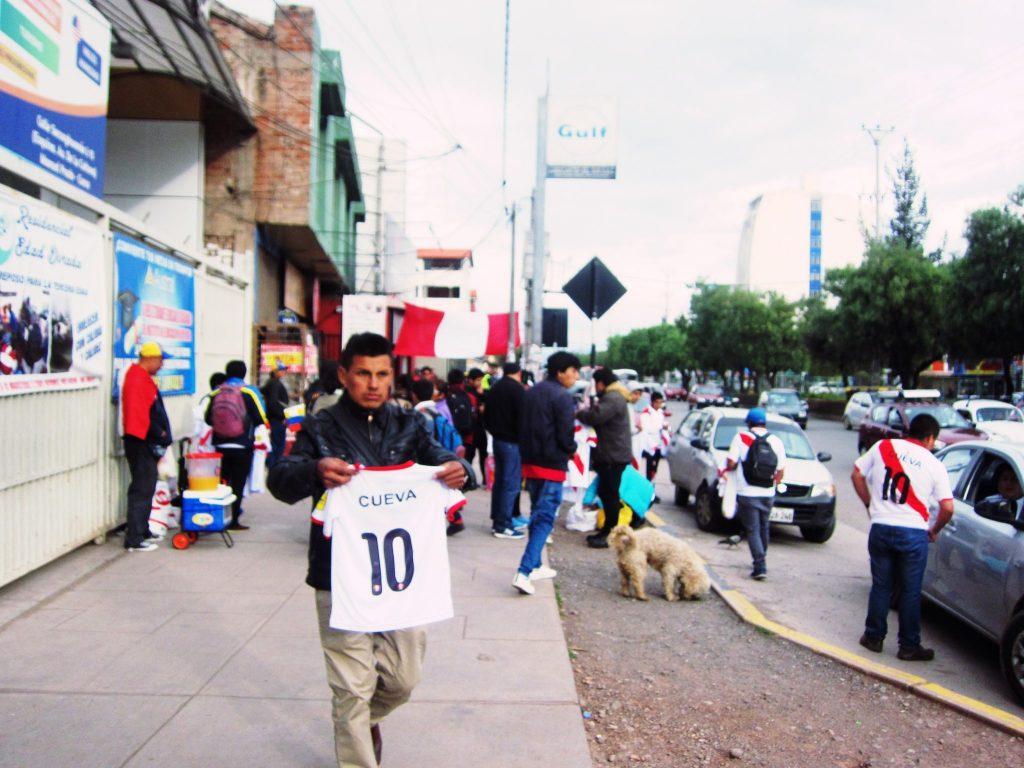 ペルー、クスコ、サッカー、ワールカップ