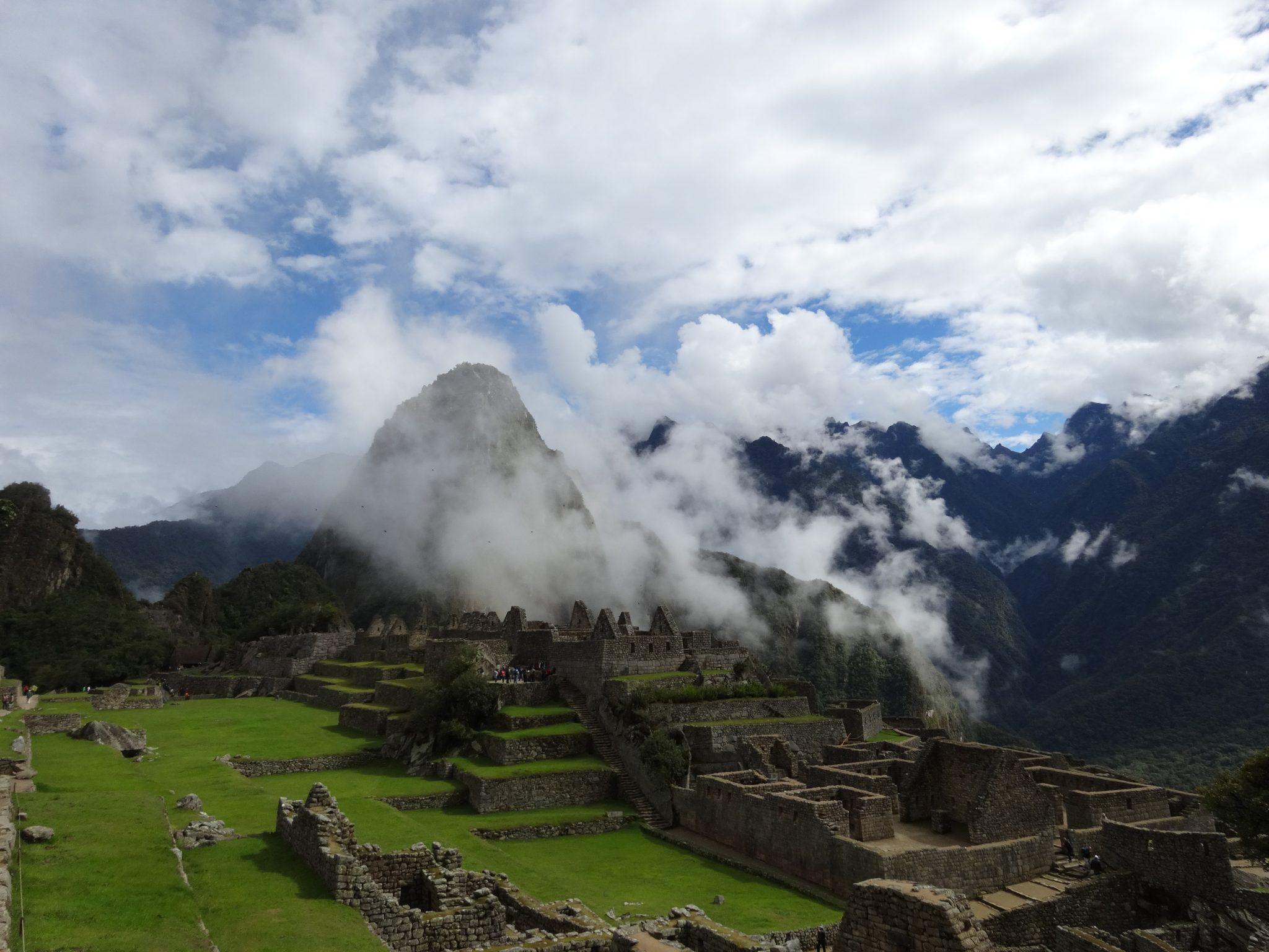 ペルー、観光スポット、マチュピチュ、Machu Picchu