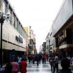 ペルーの首都リマのおすすめ観光スポット!ラ・ウニオン通り Jirón de la Unión は、リマのメインストリート!