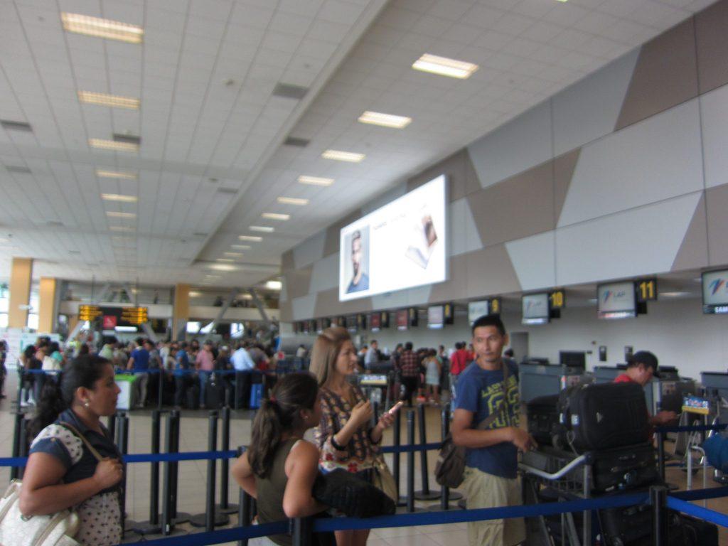 ペルー、リマ、国際空港、お土産