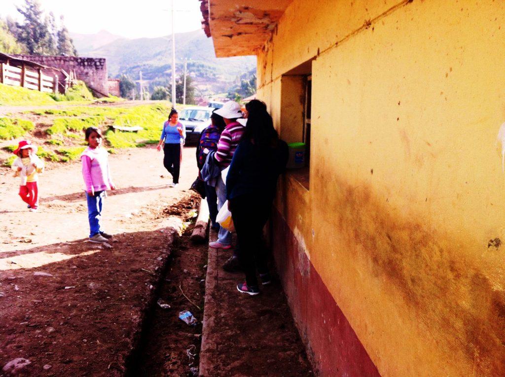 ペルー、クスコ、おいしい、牛乳