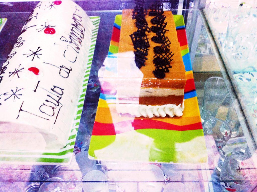 ペルー、クスコ、おいしい、アイスクリーム、ケーキ