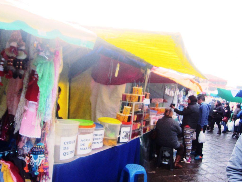 ペルー、スーパーフード、キヌア