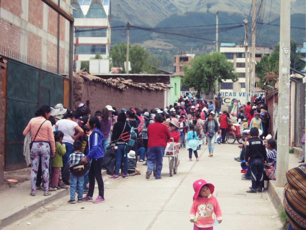 ペルー、習慣、海外生活、チョコラターダ、Chocolatada、クリスマス