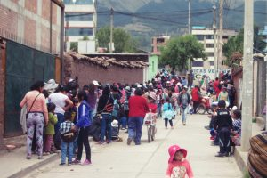 ペルー、習慣、海外生活、チョコラターダ、Chocolatada,クリスマス