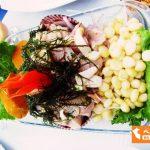 ペルー・リマのペルー料理レストラン、おいしいおすすめセビーチェ屋さん El Molinero には、メニューが250種類!