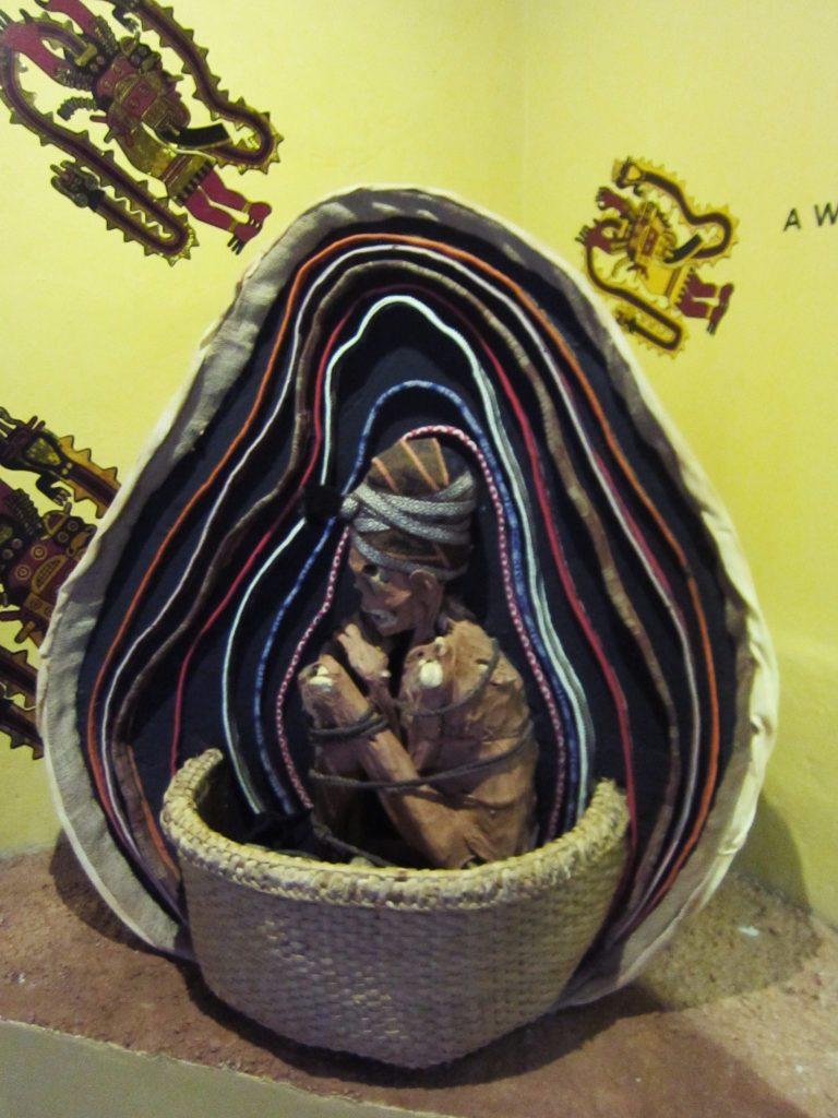 ペルー、クスコ、カルカ、観光スポット、博物館