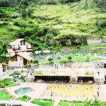 ペルー・クスコ聖なる谷カルカ観光スポット、アンデス温泉Laresラーレス温泉