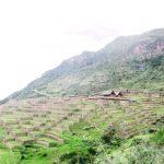 ペルー・クスコ、聖なる谷カルカの観光スポット遺跡 Huch'uy Qusqo は、結構壮大!景色抜群!