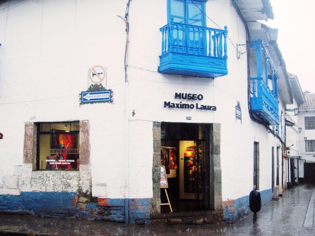 クスコ、観光スポット、博物館、織物