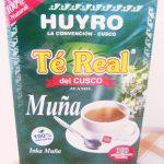 超万能薬!ペルー山岳地帯アンデスで飲まれているおいしい薬草茶マテ Muña の効能・効果