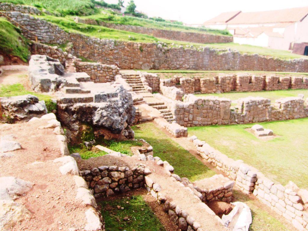 ペルー、クスコ、観光スポット、遺跡、チンチェーロ、Chinchero