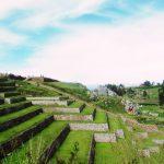 ペルー・クスコの観光スポット・Chinchero チンチェーロ遺跡は、アンデスの田園風景とスペイン時代の教会だけではなく、見所はもっとその奥!